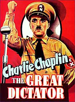 charlie chaplin speech