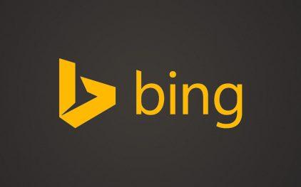 Bing Logo HD Wallpaper